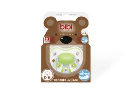 Bibi - Soother Silicone Play Ring - 0 - 6 Months